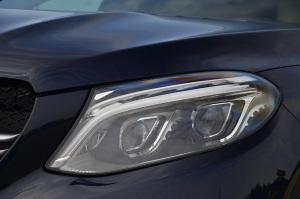 进口奔驰GLE级AMG运动SUV 大灯