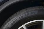 进口奔驰GLE级AMG运动SUV   轮胎规格