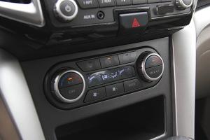 启辰T70中控台空调控制键图片
