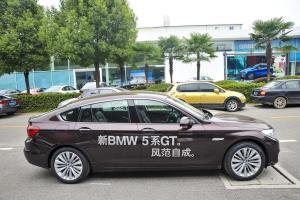 宝马5系GT(进口)正侧(车头向右)图片