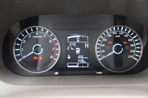 景逸S50仪表 图片