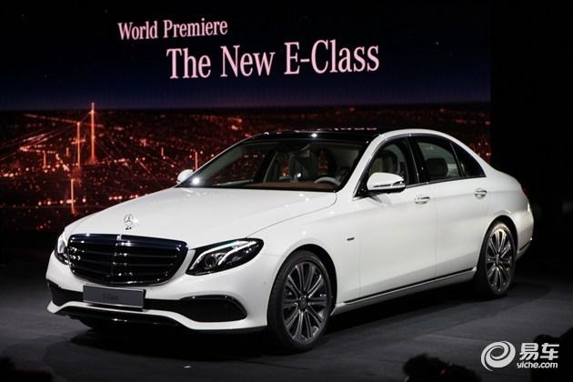 全新奔驰E级更多动力版本 有望6月推出