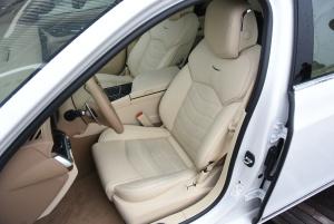 凯迪拉克CT6 驾驶员座椅