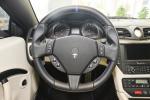玛莎拉蒂GT方向盘图片