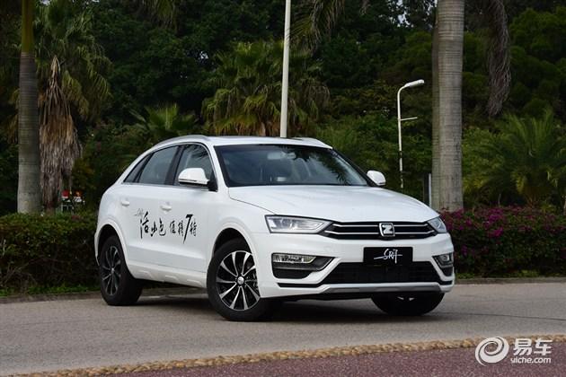 众泰S系列新产品规划 包括轿车/MPV车型