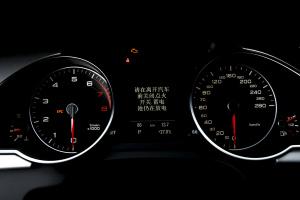 奥迪A5(进口)仪表盘背光显示图片