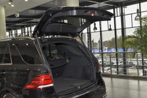 进口奔驰GLE级AMG 行李厢开口范围