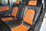 海马S7 后排座椅