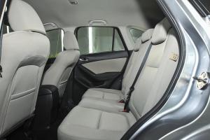 马自达CX-5 后排空间