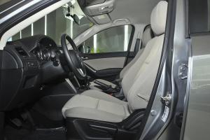 马自达CX-5 前排空间