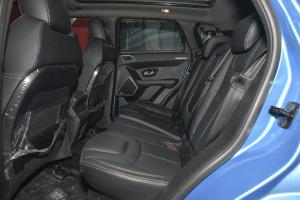 X7后排空间