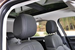 观致5 SUV驾驶员头枕图片