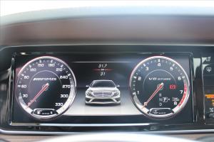 进口奔驰S级AMG 仪表