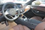奔驰S级AMG              中控台驾驶员方向
