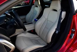 讴歌NSX 驾驶员座椅