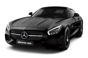 进口奔驰AMG GT 磁铁黑色