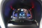 众泰E200仪表盘背光显示图片