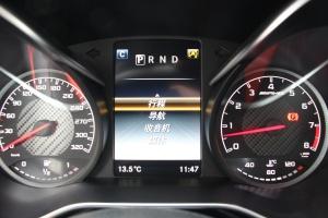 奔驰AMG GT仪表盘背光显示图片