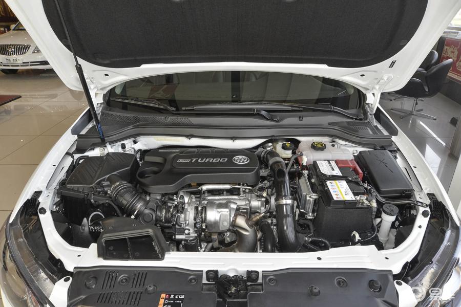 【英朗2015款18t 双离合 豪华型发动机汽车图片-汽车