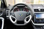 吉利帝豪EV方向盘图片