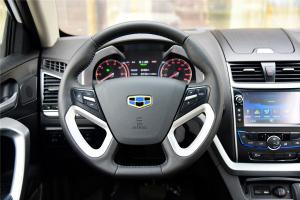 帝豪EV300方向盘