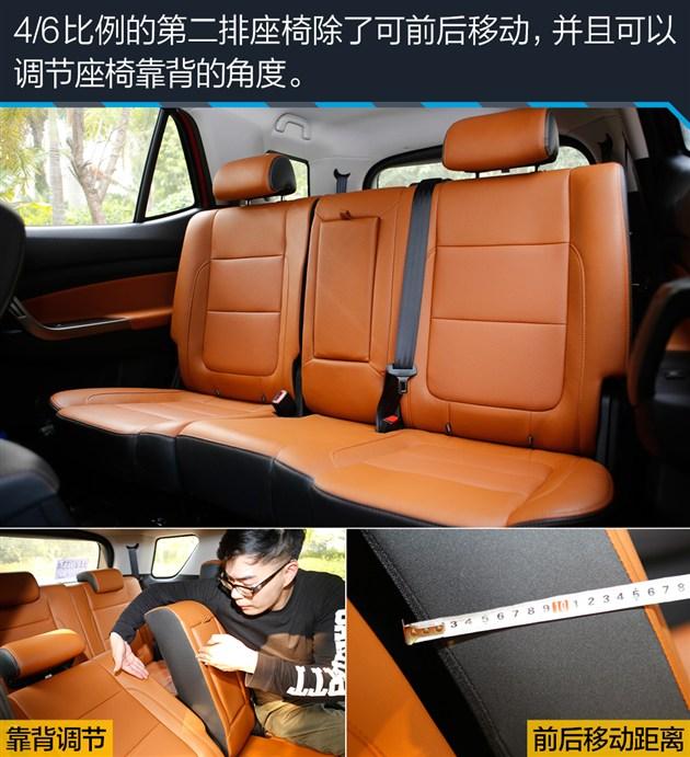 长安商用CX70评测 最新长安CX70车型详解高清图片