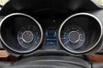 北汽威旺S50仪表盘背光显示图片
