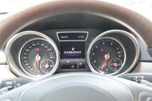 进口奔驰GLS级 仪表盘背光显示
