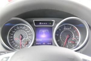 进口奔驰G级AMG          仪表盘背光显示