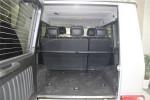 进口奔驰G级             行李箱空间