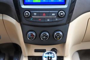 五菱宏光S1 中控臺空調控制鍵