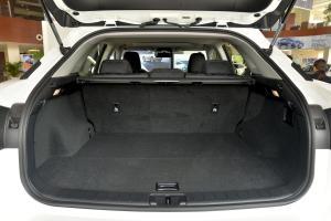 雷克萨斯RX               行李箱空间
