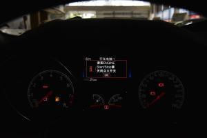 进口福特福克斯 仪表盘背光显示