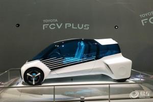 丰田FCV PLUS概念车FCV PLUS概念车图片