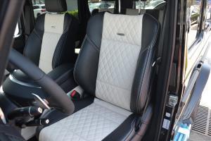 AMG G级驾驶员座椅图片
