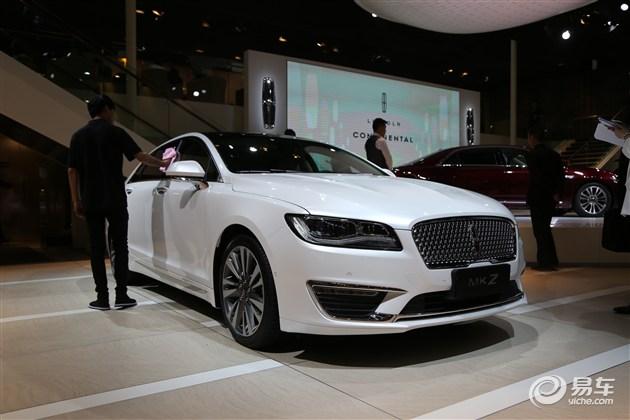 林肯新款MKZ于7月18日上市 推4款车型