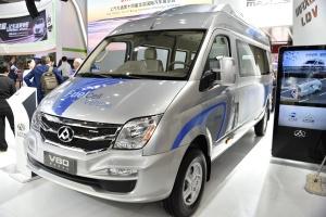 大通V80上汽大通MAXUS V80燃料电池车图片