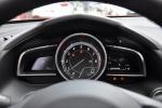 马自达CX-4              仪表盘背光显示