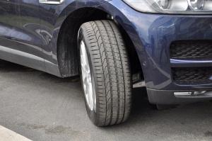 F-PACE轮胎花纹