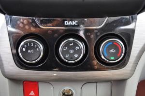 北汽幻速H3F 中控台空调控制键