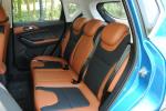 绅宝X35                后排座椅