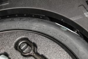 奥迪TT备胎规格图片