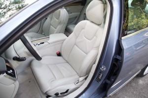 进口沃尔沃S90 驾驶员座椅