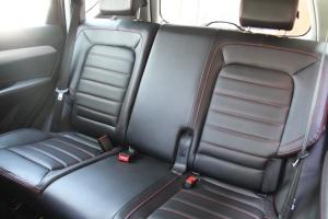 凯翼X3后排座椅图片