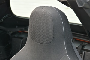 smart fortwo 驾驶员头枕