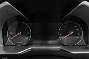 帝豪EV300仪表盘