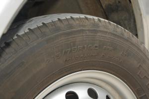 东风御风领运版              轮胎规格