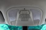比亚迪秦EV300 前排车顶中央控制区