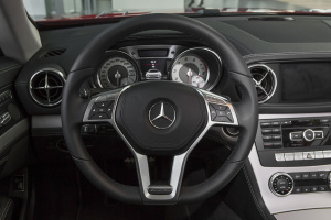 奔驰SL级(进口)方向盘图片