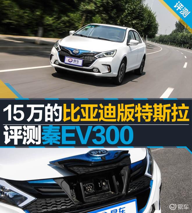 秦EV秦EV300